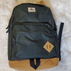 NWT Steve Madden Green Sport Backpack